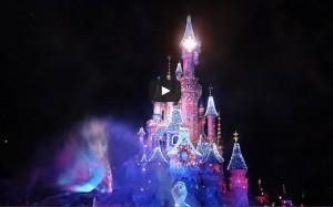 アナと雪の女王のディズニーパレードがすごいと話題!Let It Goも感動的です!【動画あり】